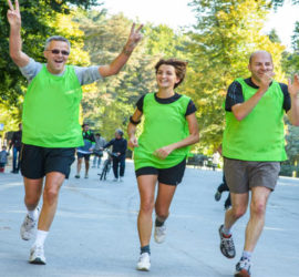 Charity marathon 2016: Run for better life