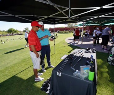 CRCF Golf event