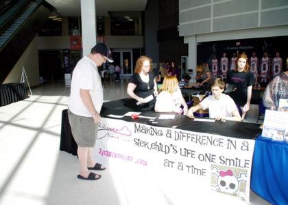 Scott Helping Children 2014